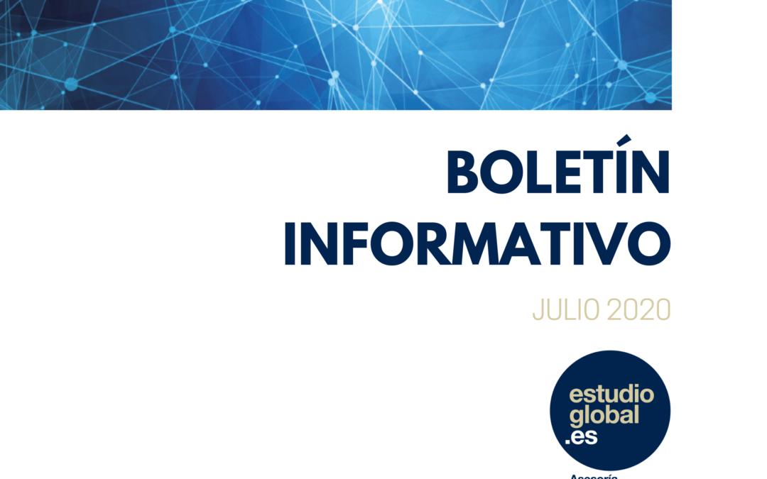 Boletín Informativo: videollamadas EAT, consejos Renta 2020, autónomos y ERTES