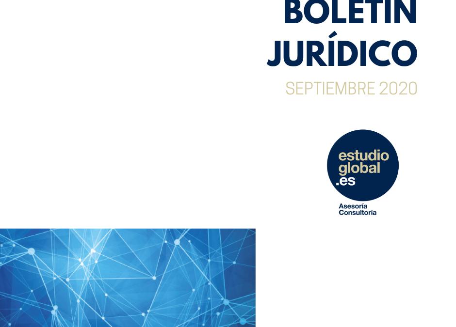 Boletín jurídico: La Ley de Segunda Oportunidad